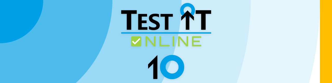 Test IT Online versie 10